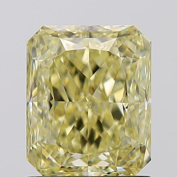 Желтые бриллианты
