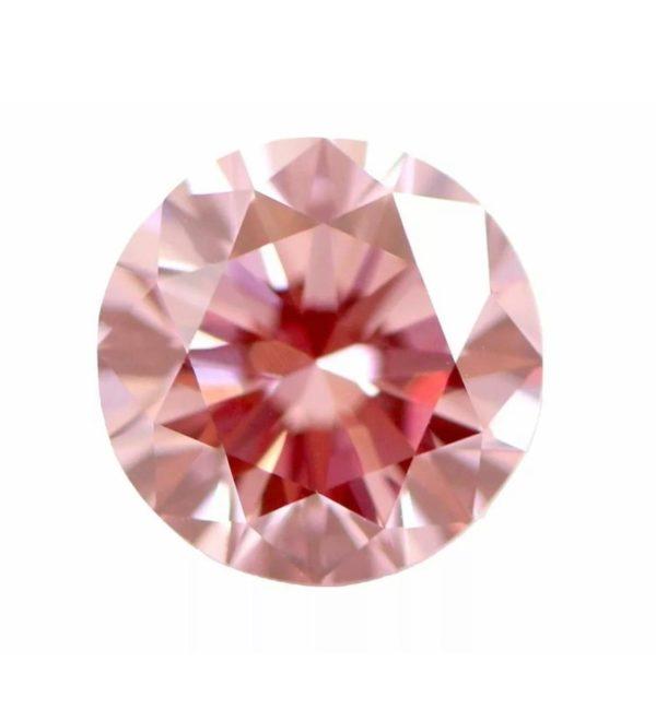 Розовый бриллиант 1.5 карат