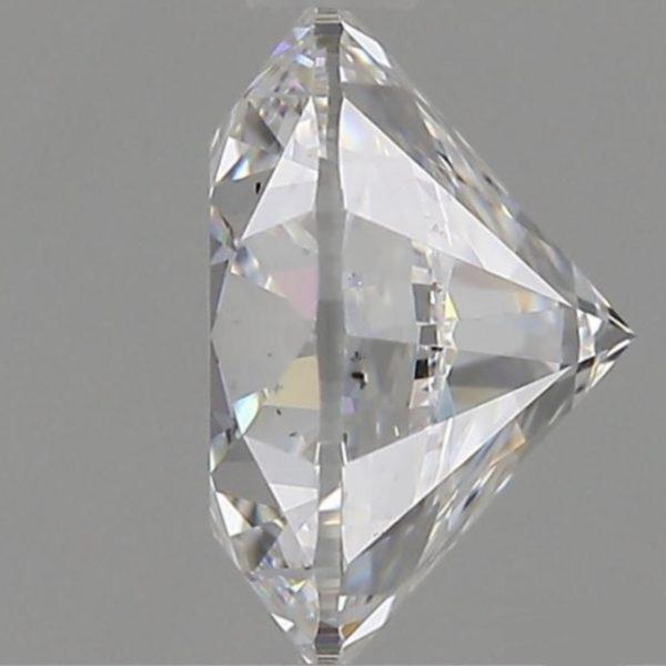 Бриллиант 1 карат si1 вид сбоку